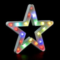 See more information about the LED Flashing Star Christmas Light