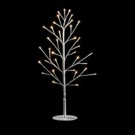 See more information about the 60cm (1 Foot 11 inch) Warm White LED Tree