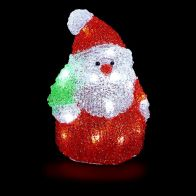 See more information about the 20cm Acrylic Santa