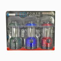See more information about the 3 Pack LED Power Lanterns