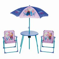 See more information about the Kids Disney Frozen Garden Furniture Set