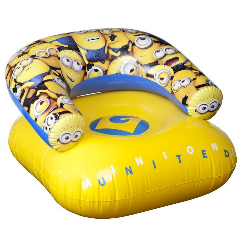 Inflatable Moon Chair Minions
