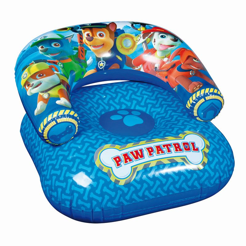 Inflatable Moon Chair Paw Patrol
