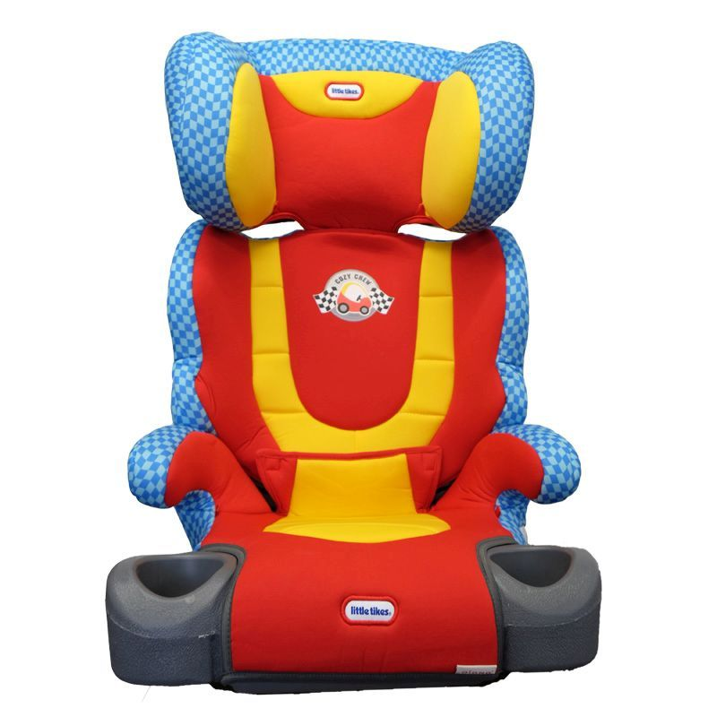 Little Tikes Cosy Coupe High Back Booster Car Seat