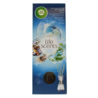 See more information about the Airwick Life Scents Turquoise Oasis Reed Diffuser 30ml