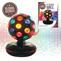 See more information about the 6 Inch Disco Ball Black