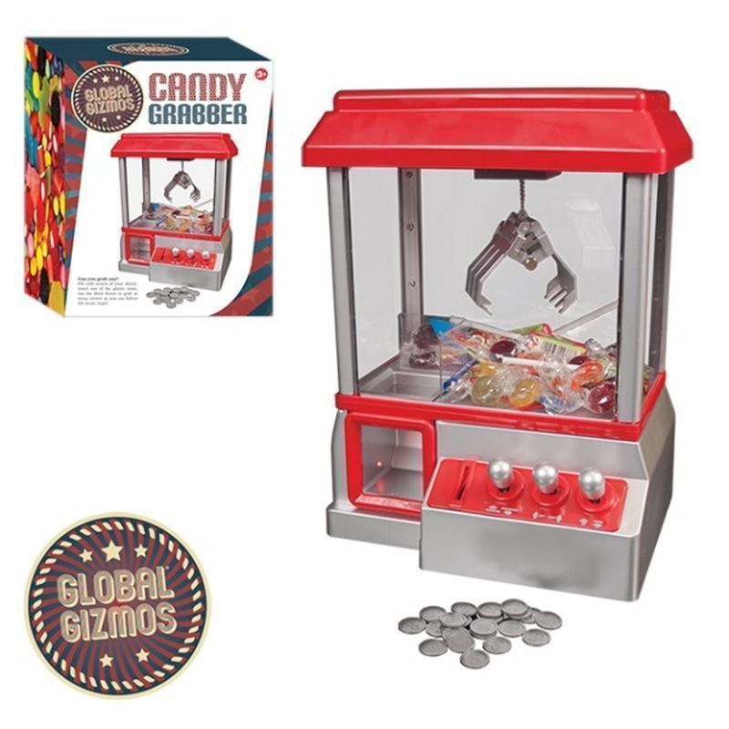 Global Gizmos Candy Grabber Machine