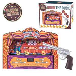 See more information about the Dunk The Duck Shooting Game