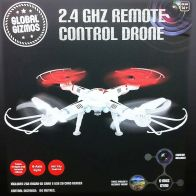 See more information about the Global Gizmos Remote Control 2.4Ghz Drone With Camera
