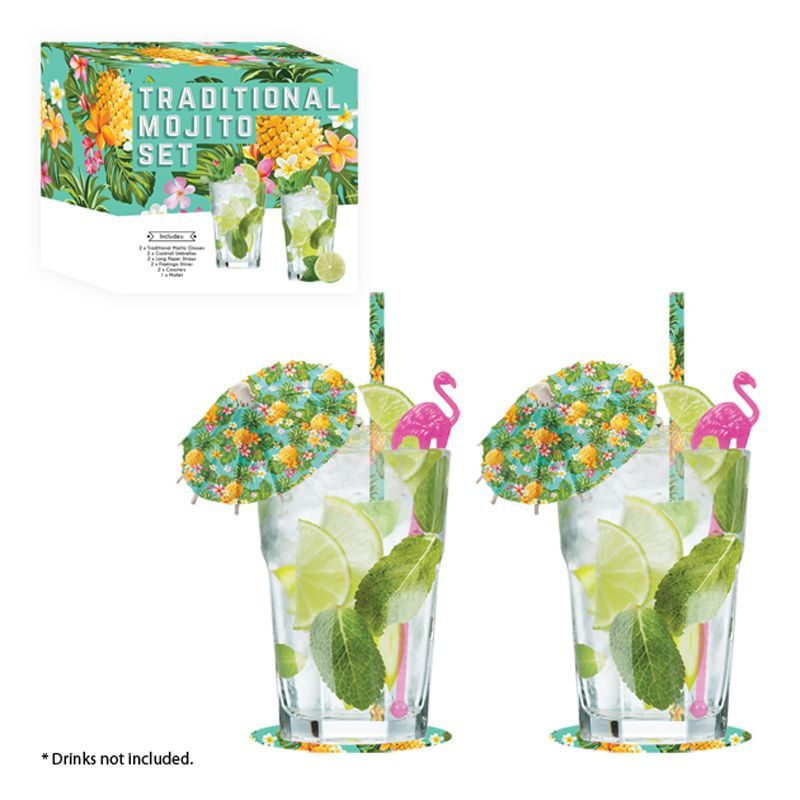 Mojito Cocktail Kit Gift Set