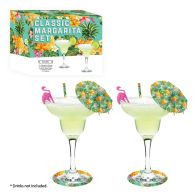 See more information about the Margarita Cocktail Kit Gift Set
