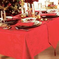 See more information about the 4 Pack Napkins Red Garland