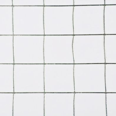 0.9m x 6m Plastic Coated Galvanised Wire Garden Mesh 13mm