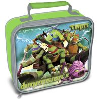 See more information about the Teenage Mutant Ninja Turtles Rectangular Lunch Bag