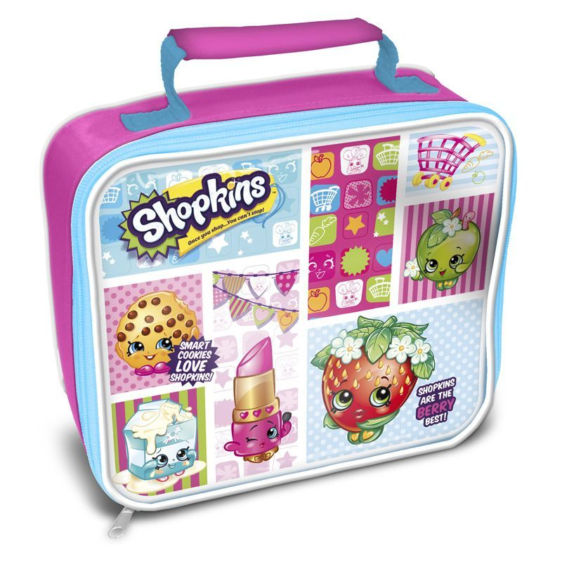 Shopkins Rectangular Lunch Bag