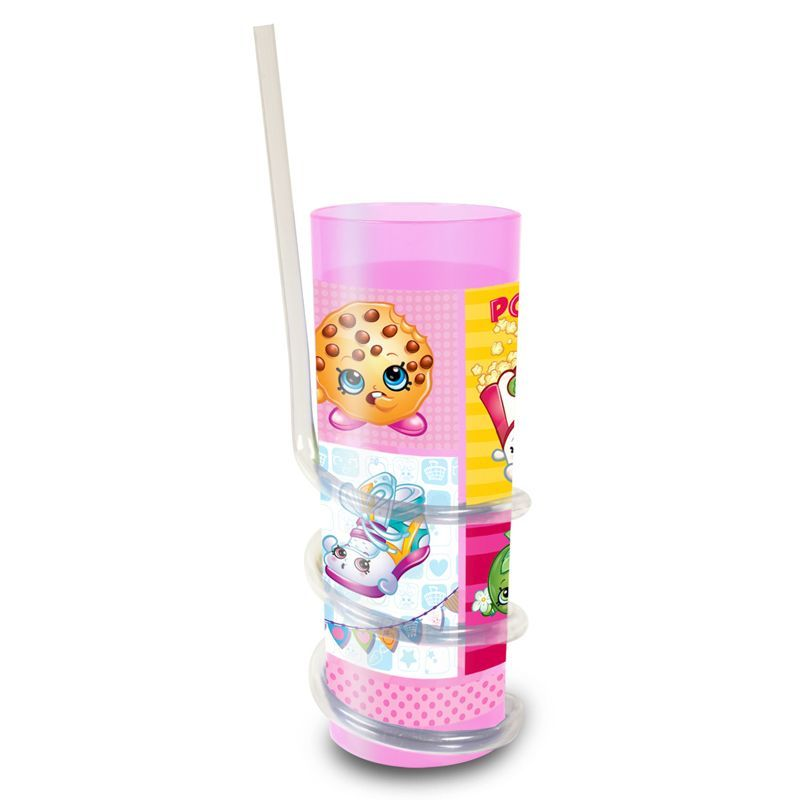 Shopkins Twisty Straw Tumbler