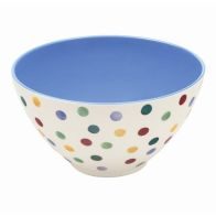 See more information about the Emma Bridgewater Polka Dot Melamine Salad Bowl
