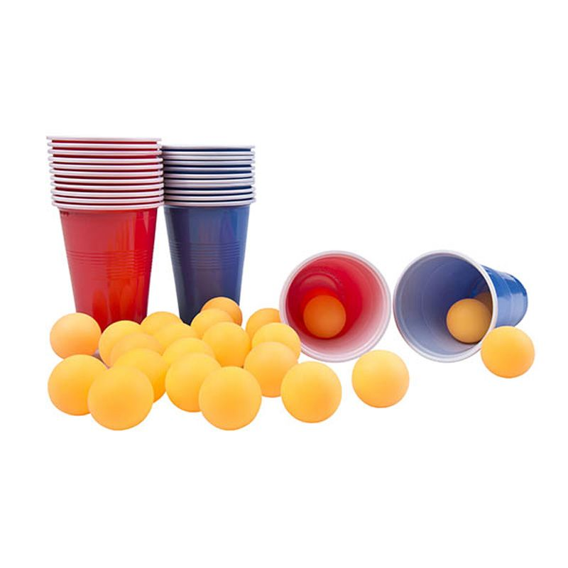 Beer Pong Drinking Game Outdoor - Buy Online at QD Stores