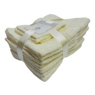 See more information about the Toronto Bath Towel Bale 10 Piece Set (Cream)