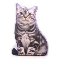See more information about the Animal Design Door Stopper - Grey Cat