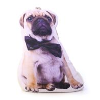 See more information about the Animal Design Door Stopper - Pug