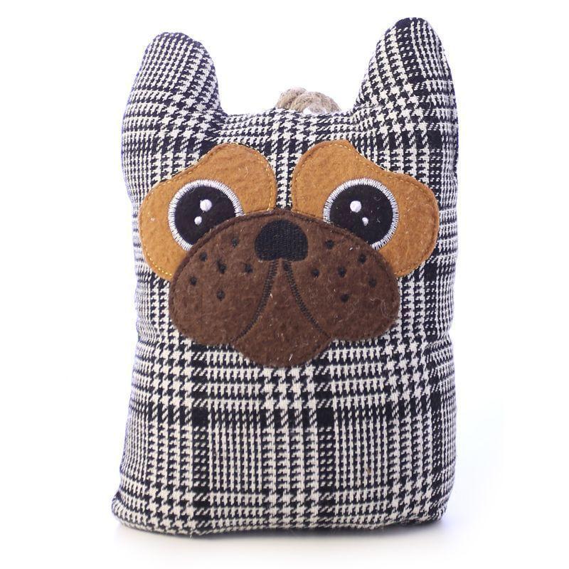 Dog design door stopper buy online at qd stores - Dog door blocker ...