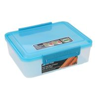 See more information about the Polar Gear Clic Tite 2L Turquoise Lunch Box Clip Lid