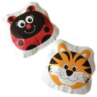 See more information about the 2Pk Ice Pack Tiger & Ladybird Polar Gear