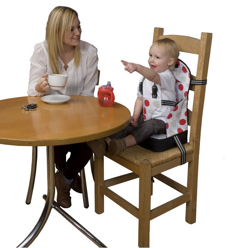 Booster Seat 5 Point Travel High Chair