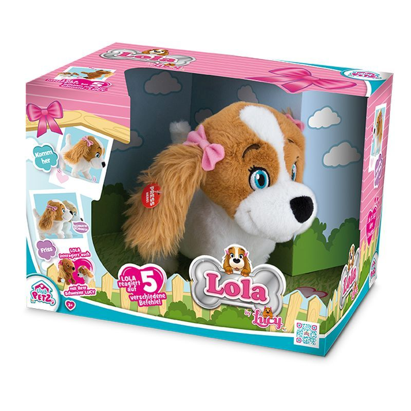 IMC Toys Lola - Lucy's Little Sister (Club Petz)