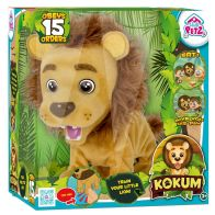 See more information about the IMC Toys Kokum - The Little Lion (Club Petz)