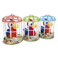 See more information about the IMC Toys Charlie Funny Talkie The Parrot (Club Petz) - Red Cage