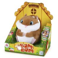 See more information about the IMC Toys Bam Bam - The Hamster  (Club Petz)