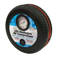 See more information about the Streetwize 12v Air Compressor - Tyre Shape with Gauge