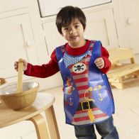 See more information about the Kids Pirate Apron Peva