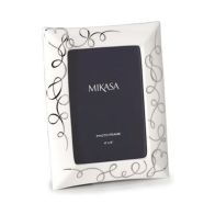 See more information about the Mikasa Rectangle Photo Frame Lovestory
