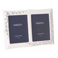 See more information about the Mikasa Double Space Photo Frame Lovestory