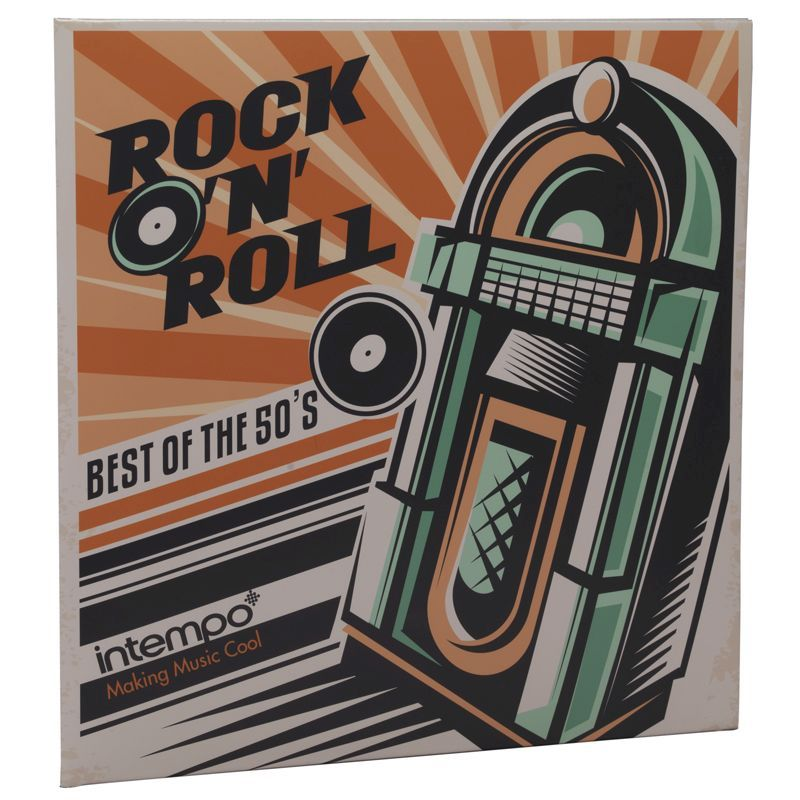 Rock 'N' Roll - Best Of The 50s Album