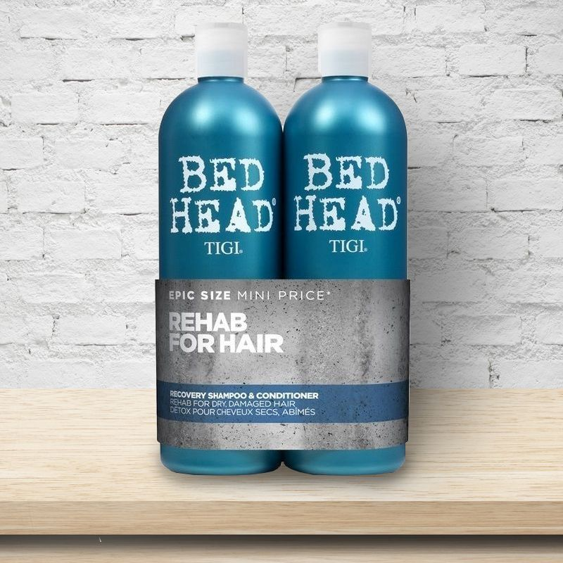 TIGI Bed Head Recovery Twin Pack (2x 750ml)