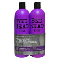 See more information about the TIGI Bed Head Dumb Blonde Twin Pack (2x 750ml)