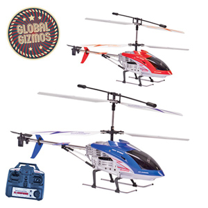 See more information about the Indestructible R/C Helicopter