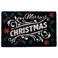 See more information about the Christmas Mat Coir 40 x  60cm - Merry Christmas