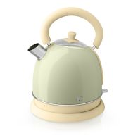 See more information about the 1.8 Litre Retro Dome Kettle Green