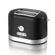 See more information about the 2 Slice Black Toaster