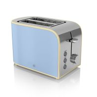 See more information about the 2 Slice Retro Toaster Blue