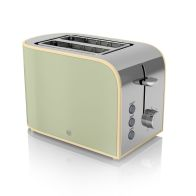 See more information about the 2 Slice Retro Toaster Green