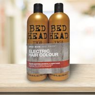 See more information about the TIGI Bed Head Colour Goddess Twin Pack (2x 750ml)