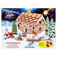 See more information about the Tago Gingerbread House Kit 560g