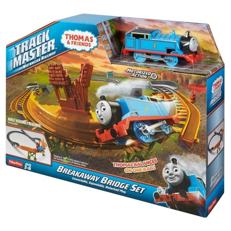 Thomas & Friends Trackmaster Breakaway Bridge Set