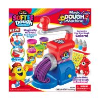 See more information about the Cra-Z-Art Softee Magic Dough Machine Toy